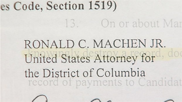 [DC] Mayor Gray Campaign Official Charged