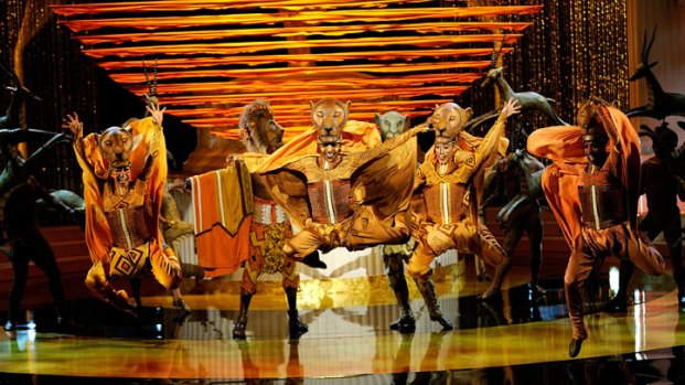 Pics: 'The Lion King' on Stage