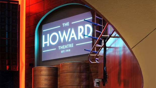 First Look: Howard Theatre Pictures