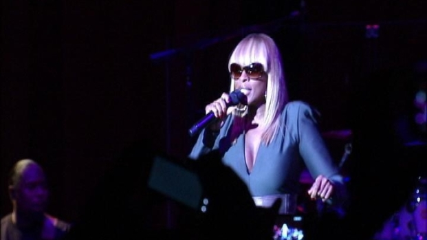 [DC] Mary J. Blige Opens Fillmore Silver Spring