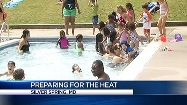 [DC] Residents Ready to Beat the Heat