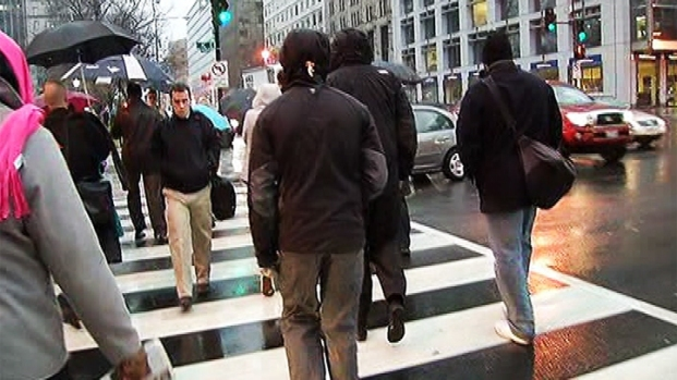 [DC] Cracking Down on Jaywalkers
