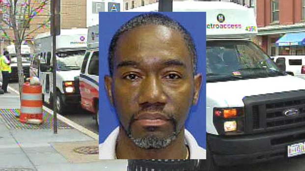 [DC] MetroAccess Driver Arrested for Sex Assault