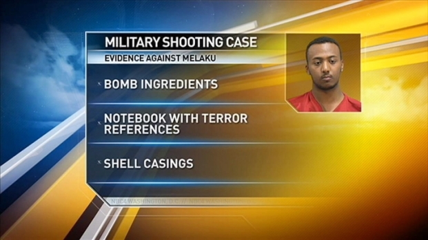[DC] Marine Reservist Charged in Military Building Shootings