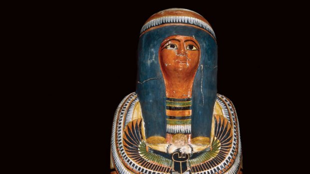 Pics: Inside the 'Secrets of the Tomb' Exhibit
