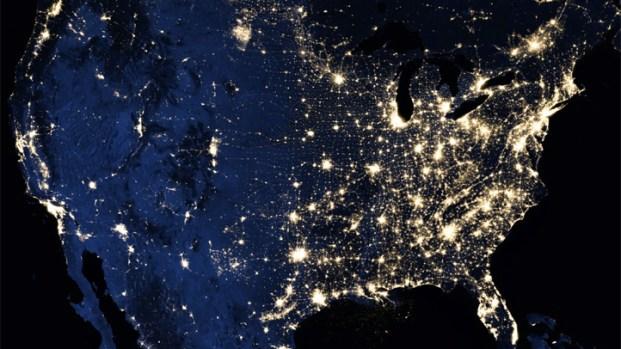 [NATL] NASA's Dramatic Earth Images at Night