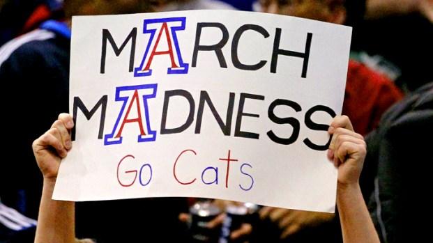 [AP] March Madness Begins, Productivity Plummets