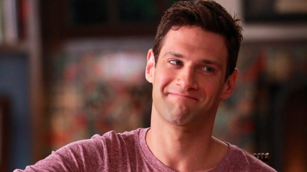 "[AP] Justin Bartha on ""New Normal"" Finale"