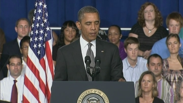 [MI] Raw Video: Obama Addresses Nation About Colorado Shooting