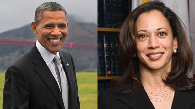 "[BAY] Obama Thinks Kamala Harris is ""Best Looking"" AG"