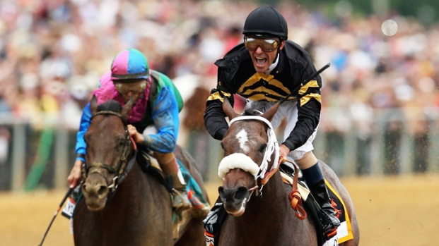 [NATL] Scenes from Preakness Stakes