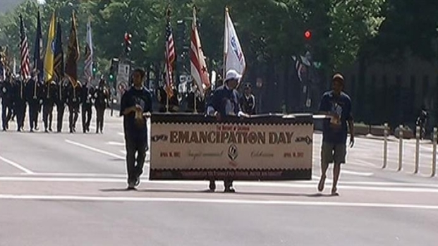 [DC] Emancipation Day Parade