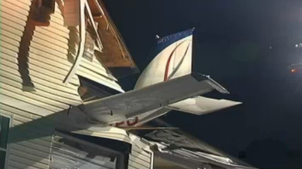 [NATL-V-DC] Plane Crashes Into Living Room