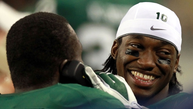Robert Griffin III: The College Years
