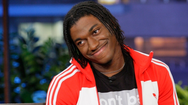 RG3 Wows 'Em on Tonight Show