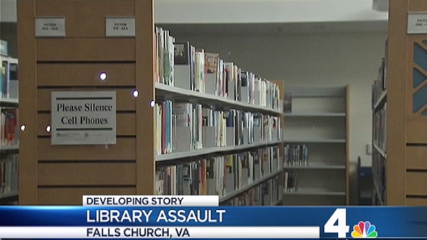 [DC] Teen Assaulted in Falls Church Library