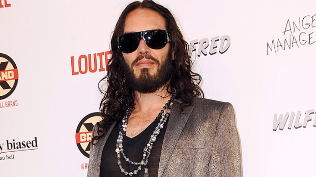 [NBCAH] Russell Brand Prank Calls Reporter's Parents