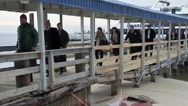 [NY] Ferry Passengers Describe Crash