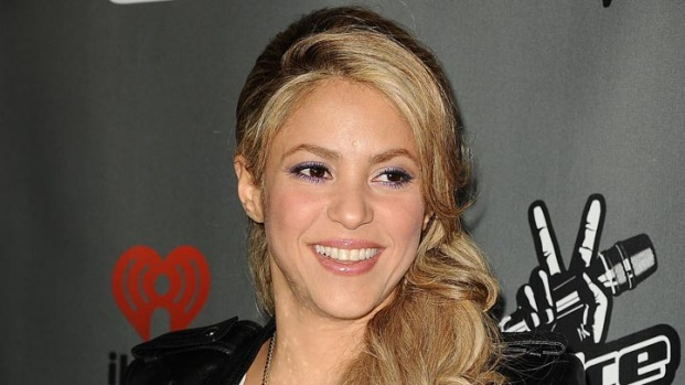 "[NATL] Shakira ""So Embarrassed"" Over Enthusiastic Reaction on ""The Voice"""