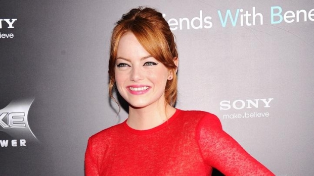 "[NBCAH] Emma Stone is ""So Excited"" For ""Spider-Man"""