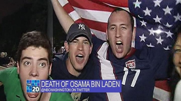 [DC] The 20: Celebrating the Death of bin Laden