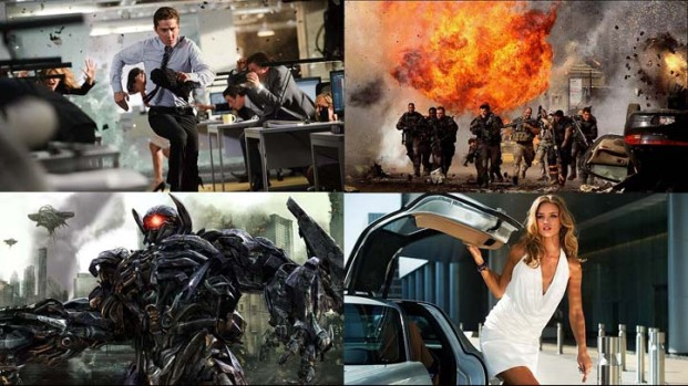 "Scenes From ""Transformers 3: Dark of the Moon"""