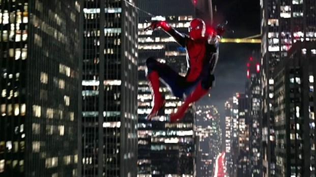 "[NATL] ""The Amazing Spider-Man"""