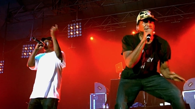 """Beats, Rhymes & Life: Travels of A Tribe Called Quest"""