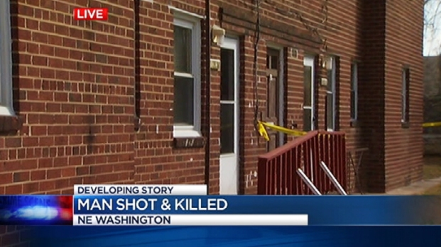 [DC] Man Fatally Shot in Northeast