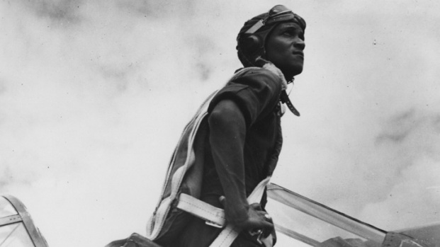 History in Pictures: Tuskegee Airmen