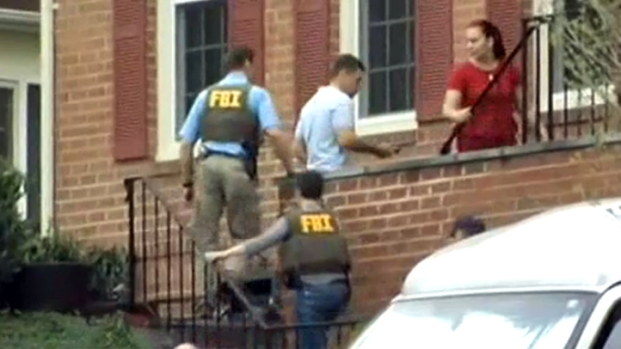 [DC] Authorities at Mont. Co. Home of Bombing Suspects' Uncle