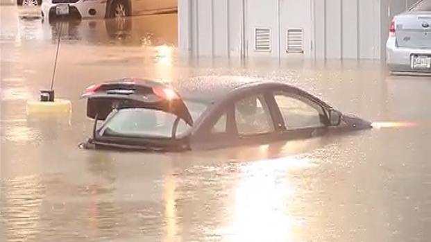 [DC] Car Dealership Under Water