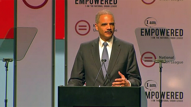 [PHI] U.S. Attorney General Speaks at National Urban League Conference