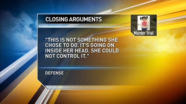 [DC] Closing Arguments in Toddler Murder Trial