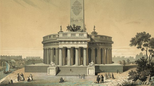 Alternate Washington Monument Designs
