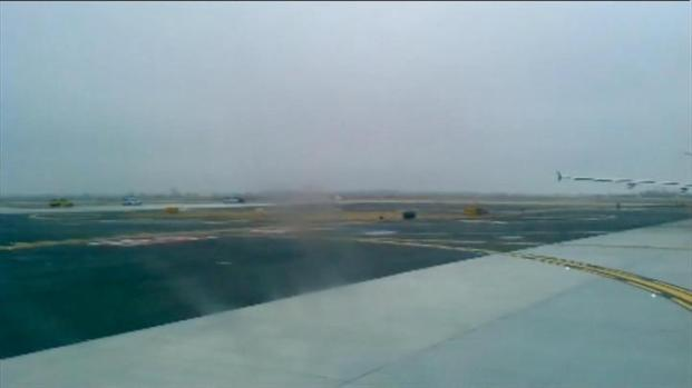 [PHI] Cell Phone Video of Jeep on Runway