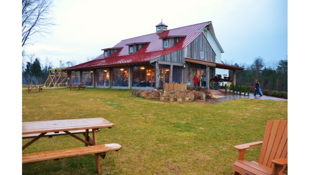 Wine Wednesday: The Winery at Bull Run