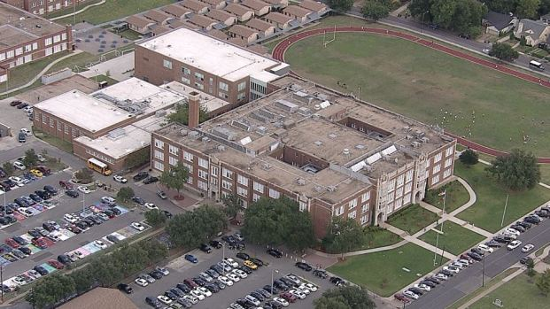[DFW] Fetus Found at Dallas High School