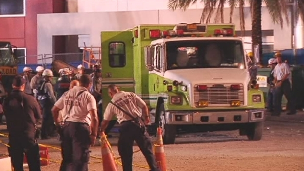 [MI] RAW VIDEO: Worker Pulled From Rubble Hours After Miami-Dade College Garage Collapse