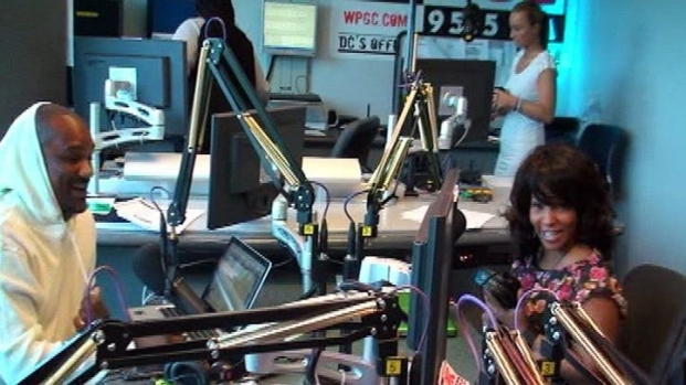 [DC] From '106 and Park' to WPGC