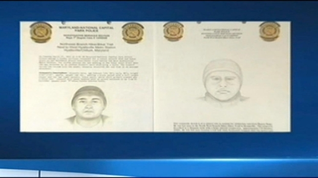 [DC] Police Release Suspect Sketches in Hyattsville Attacks