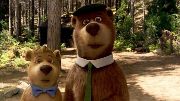 """[NATL] """"Yogi Bear"""""""