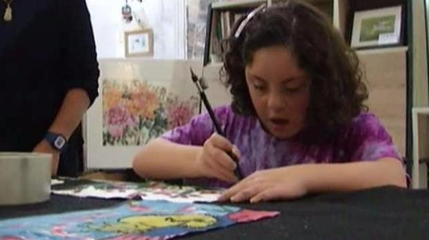 [DC] Young Artist With Down Syndrome Starts Business