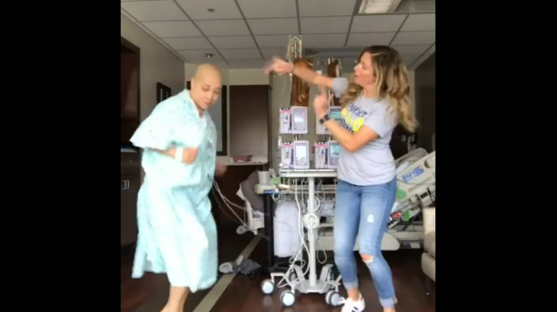Woman With Cancer Dances Her Way Through Chemo