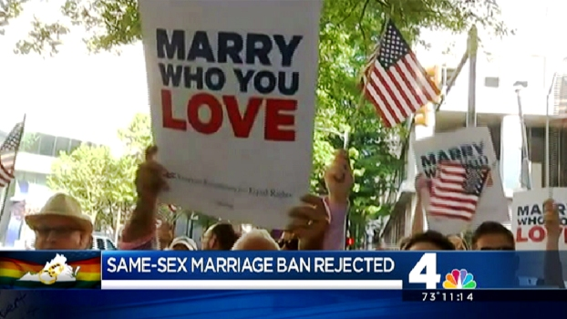 Conversation Evolving on Gay Marriage