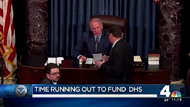 DHS Funding Showdown: What Happens Next