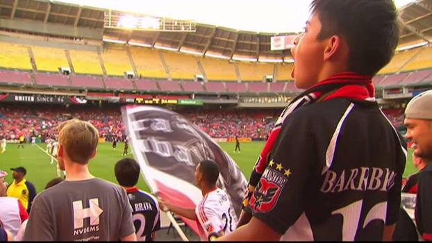 3 Distinct DC United Fan Clubs Bring the Noise to RFK