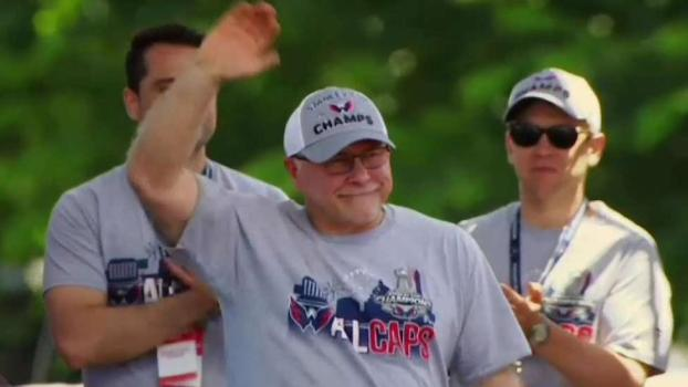 Best Buddies Organization Has Special Connection to Trotz