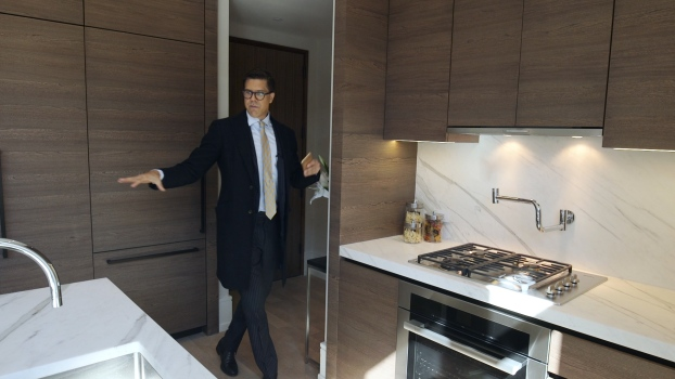 Fredrik Eklund Gives Us a Tour of a Hot New Listing