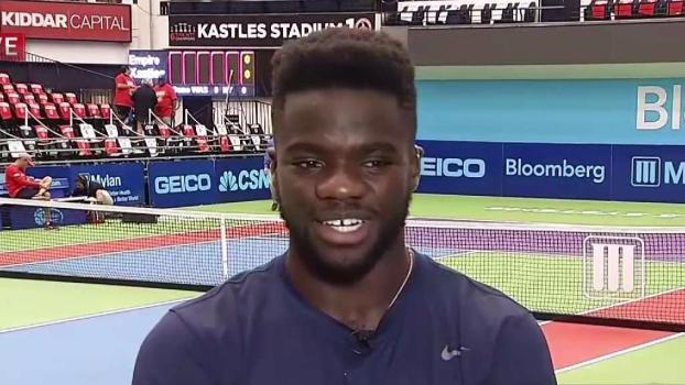 Frances Tiafoe Returns Home for Washington Kastles